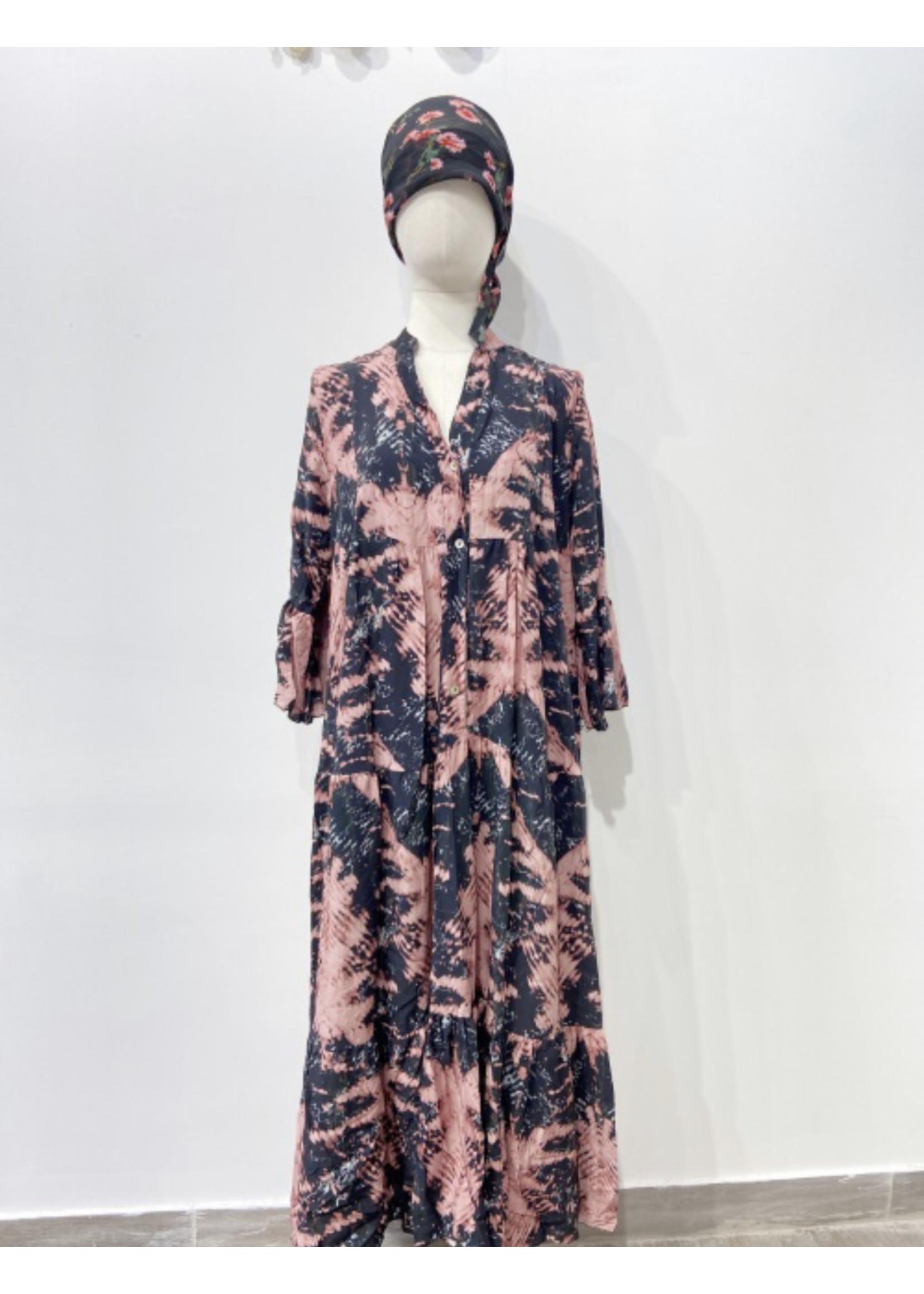 NEW10872 MAXI DRESS BATIC