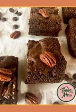 """Brownies """"pecans&caramel"""" bakmix"""