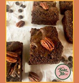 """Brownie """"pecans&caramel""""  bakmix"""