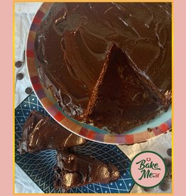 Whole lot of Chocolate cake (glutenvrij bakmix)