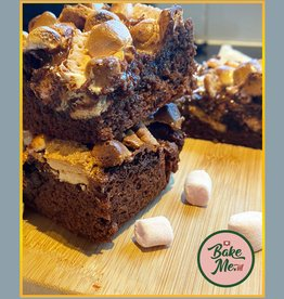 Brownie S'mores bakmix