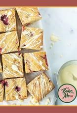 White Chocolate Coconut Blondie bakmix