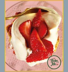 No-Bake Cheesecake met witte choco en kokos