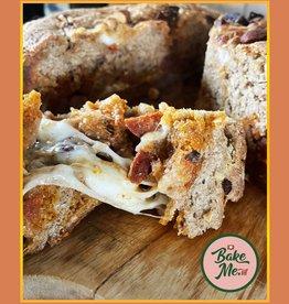 "Bread-a-licious ""Italian"" Olijf/tomaat/pesto"