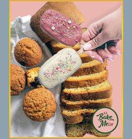 Bake me Happy Cakemix Vanille/Confetti