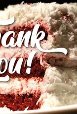 """Thank You"" cadeaupakket"