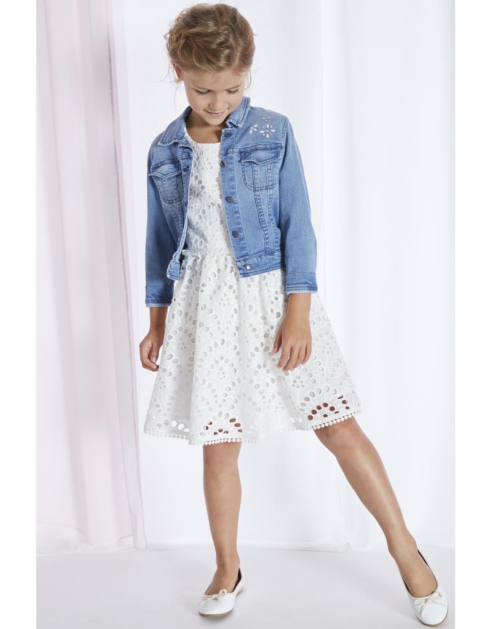 Blue Bay Jasje Otilia jeans blauw