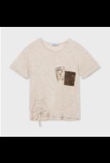Mayoral Mayoral t-shirt sequins