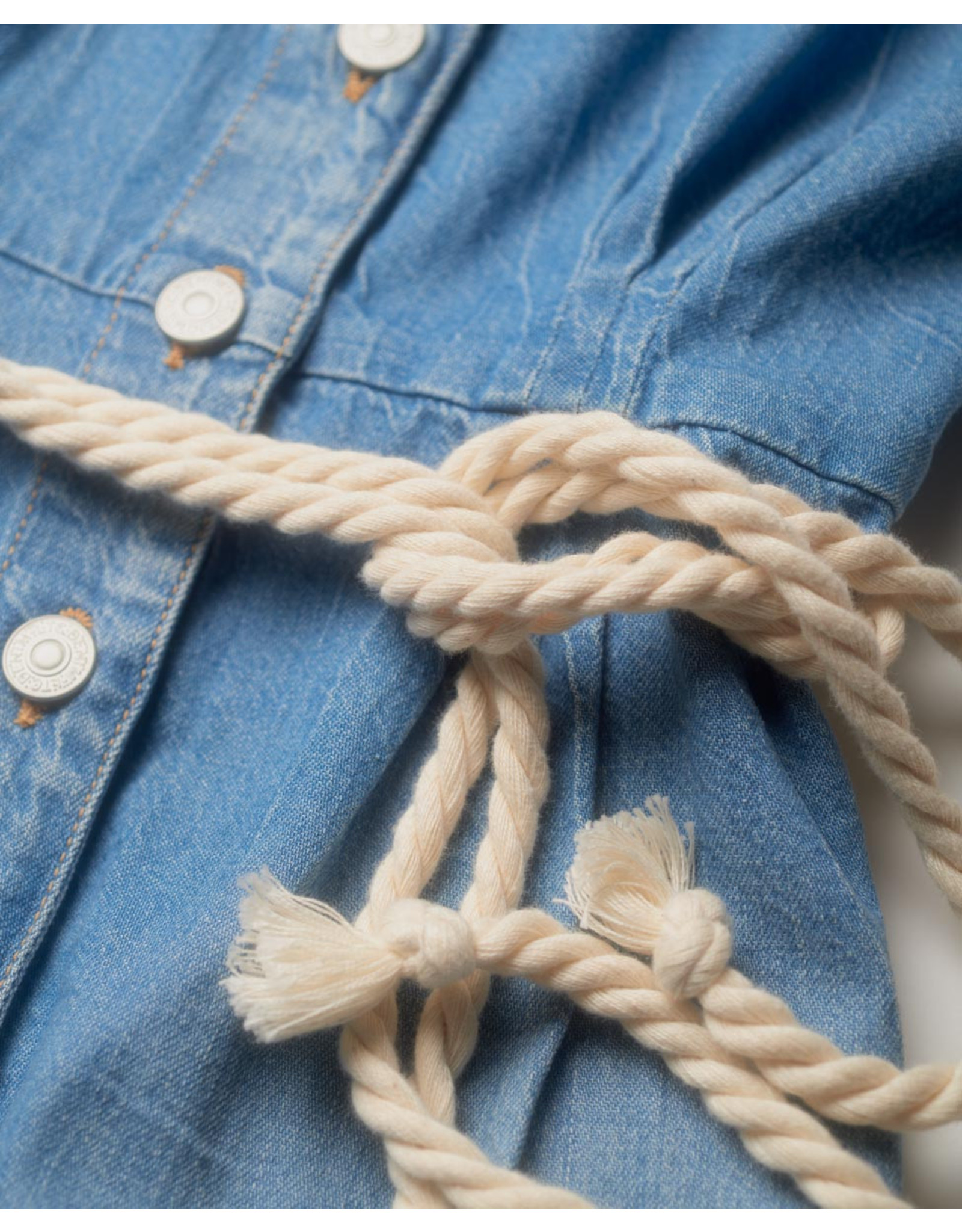 Le temps des cérises Ltdc jeansjurk partman