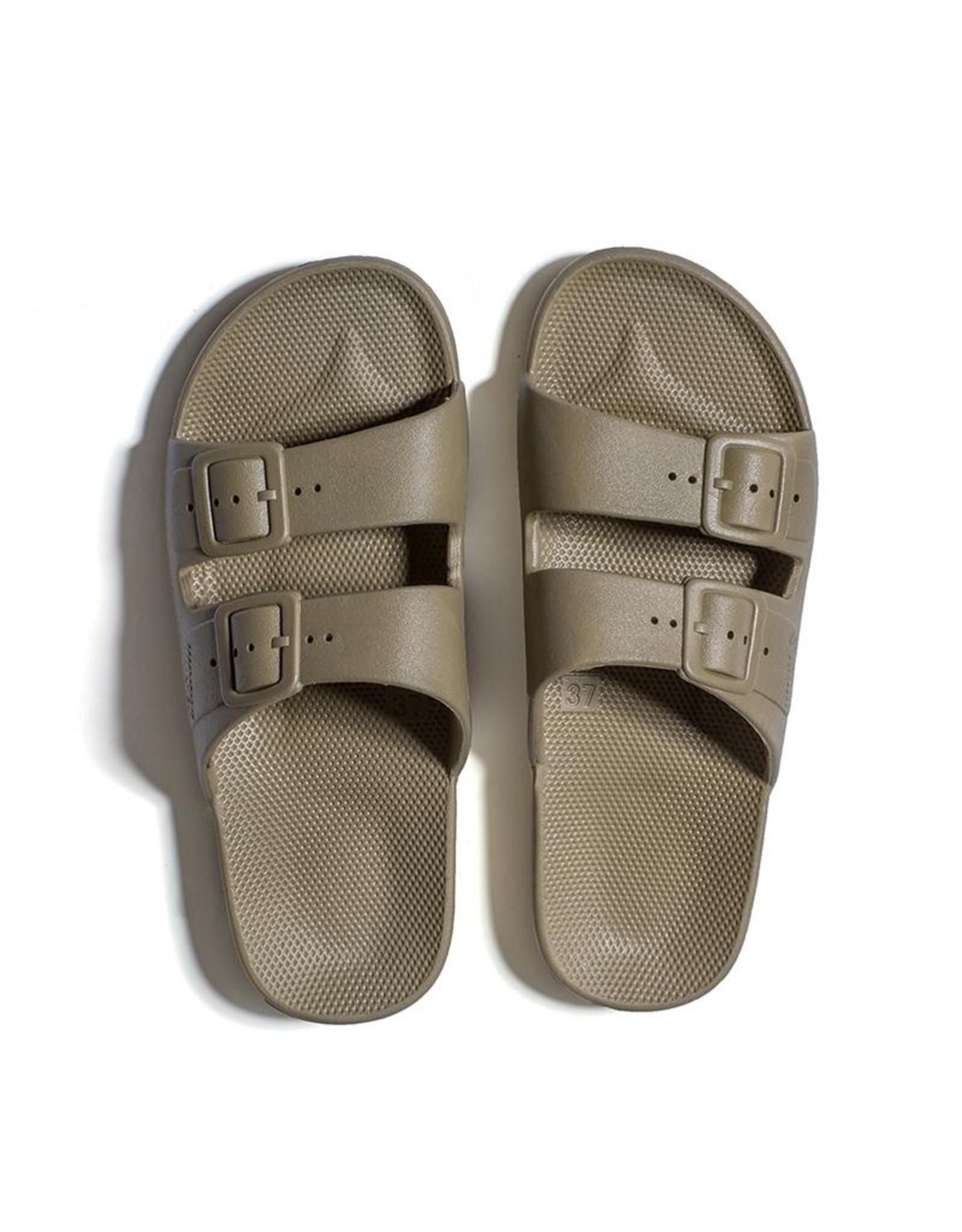 Freedom Moses Freedom Moses slippers khaki