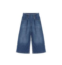 Dixie Jeansbroek wijd