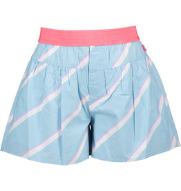 Billieblush BB short gestreept blauw wit roze