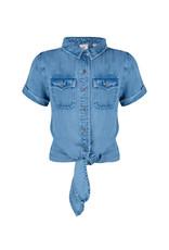 Indian Blue Jeans blouse jeans tencel