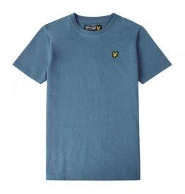 Lyle & Scott L&S t-shirt bluestone