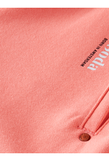 Scotch & Soda sweatpants relaxed fit peach