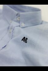 A076 hemd lichtblauw