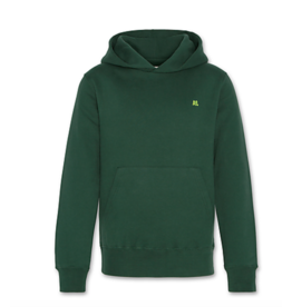 A076 hoodie groen