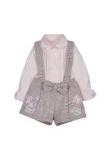 Lapin House set salopette & blouse