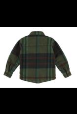 Morley Otter Gibson cilantro shirt