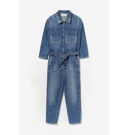 Le temps des cérises Jumpsuit Prats jeans blue