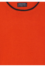 Mayoral Pull katoen oranje