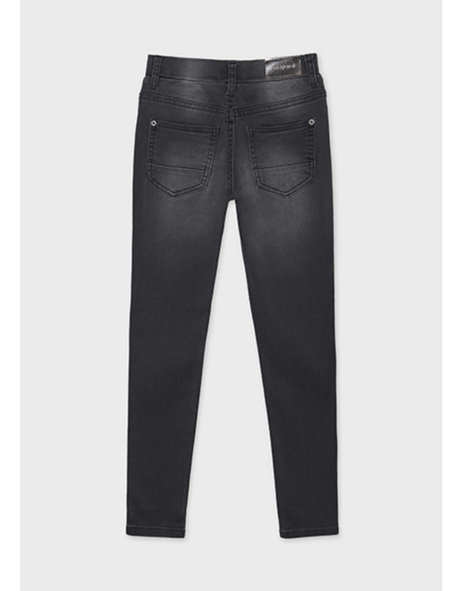 Mayoral skinny jeans grijs
