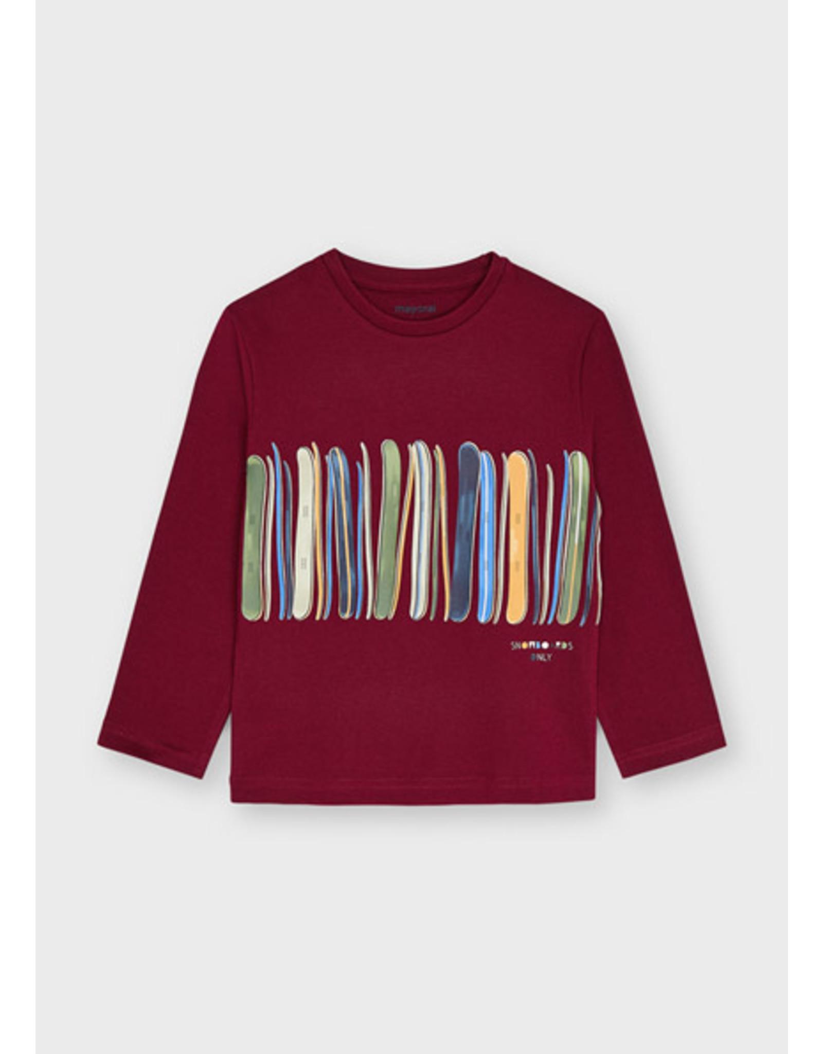 Mayoral T-shirt snowboard