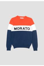 Antony Morato pull oranje blauw MORATO