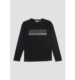 Antony Morato T-shirt marine oranje logo