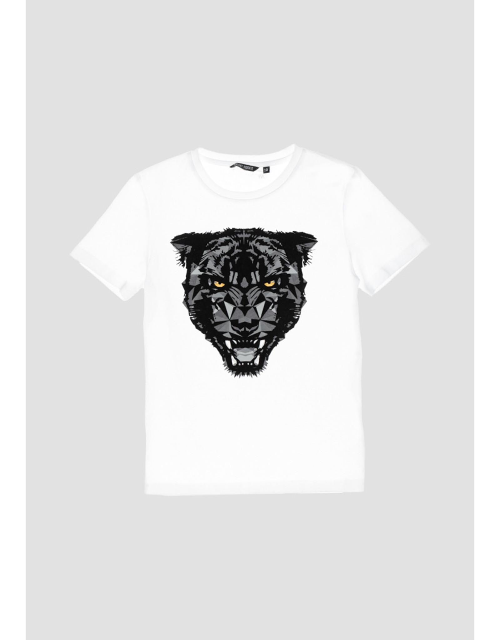 Antony Morato T-shirt wit tijger