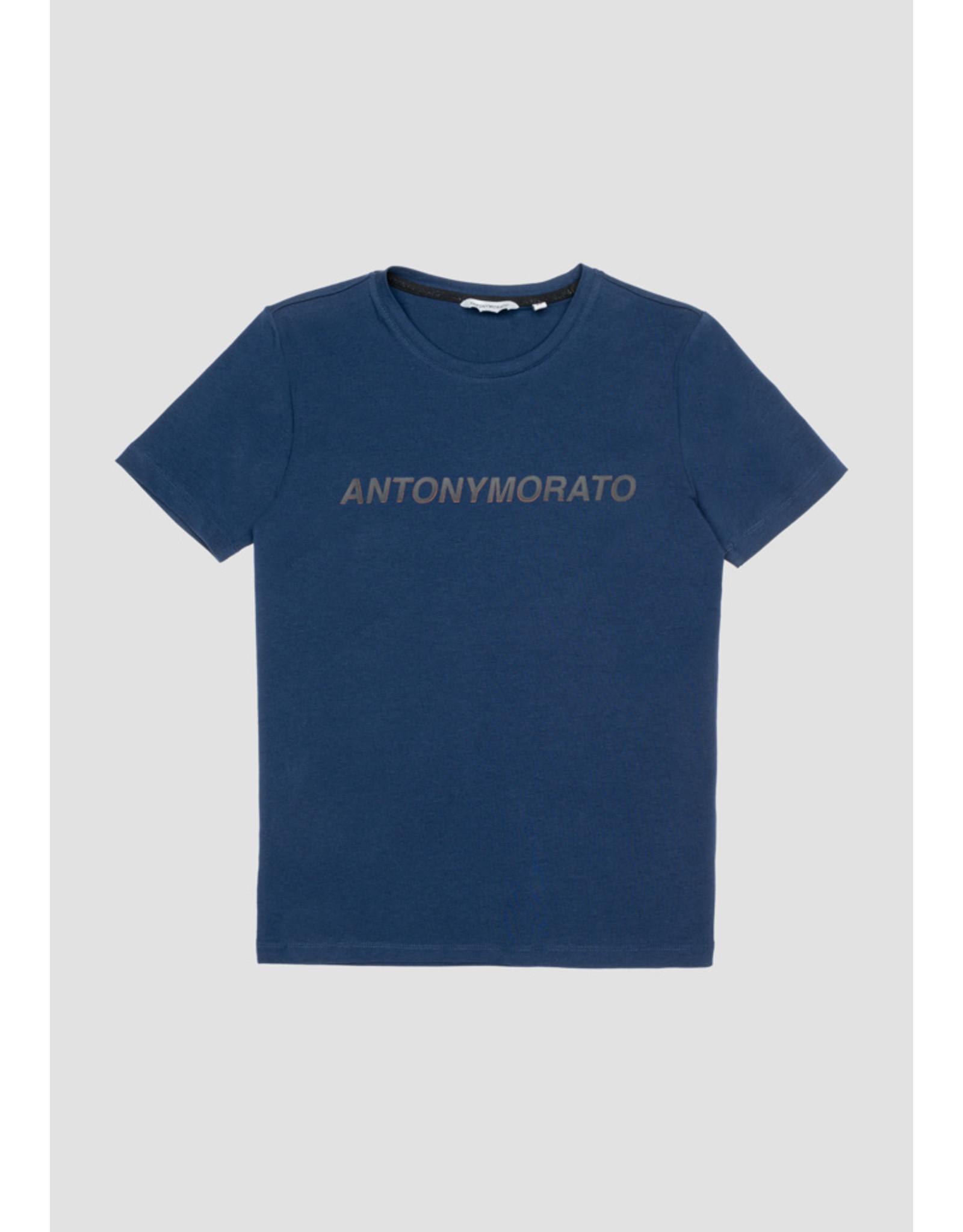Antony Morato T-shirt marine logo