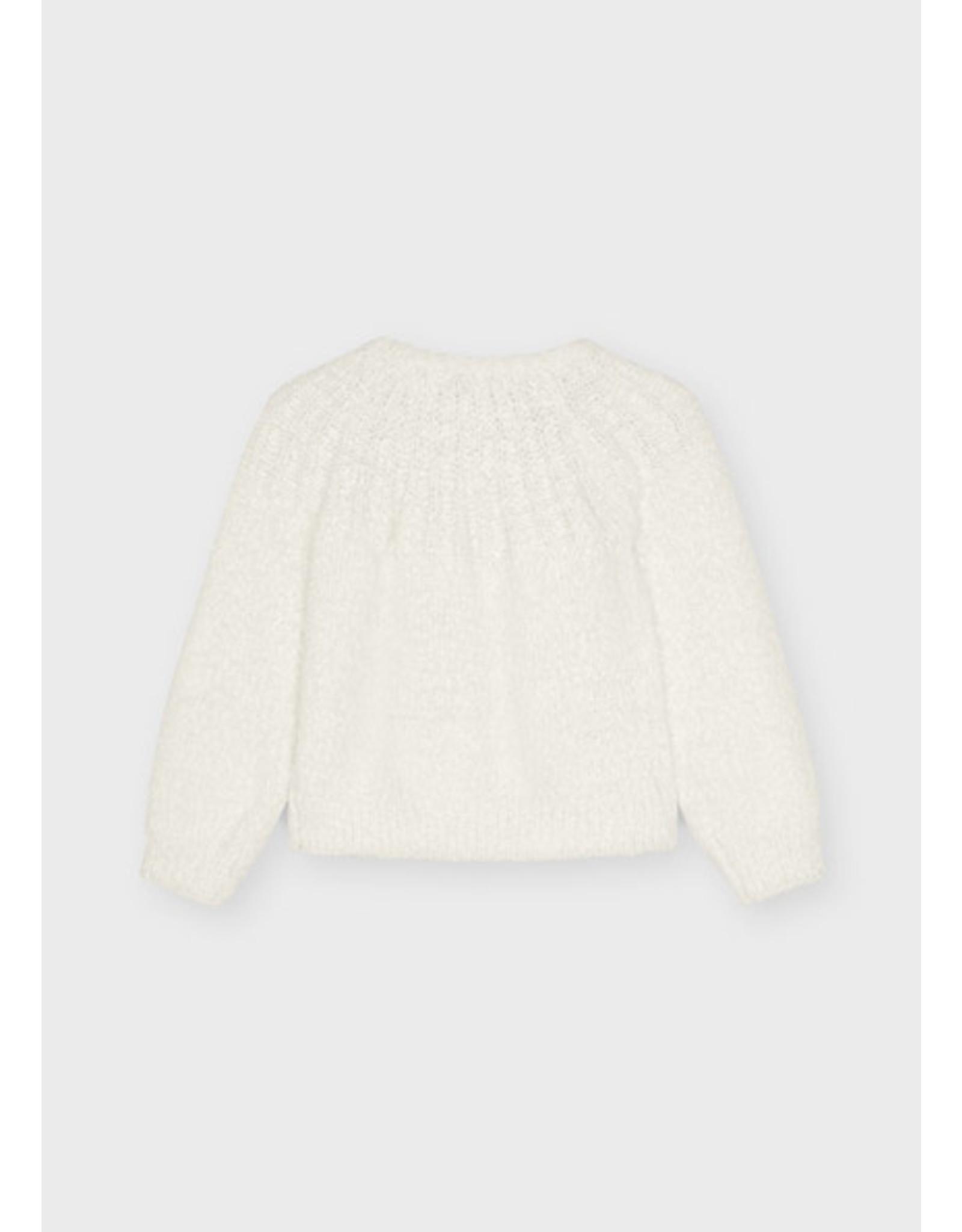 Mayoral Sweater natural