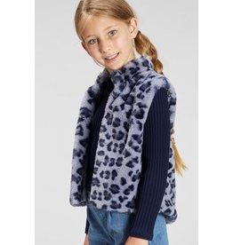 Blue Bay Jacket paradis leopard blue