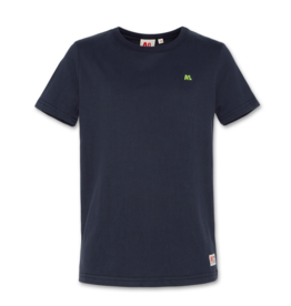 A076 AO76 T-shirt navy