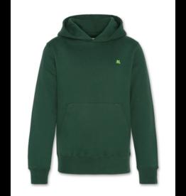 A076 oversized hoodie groen