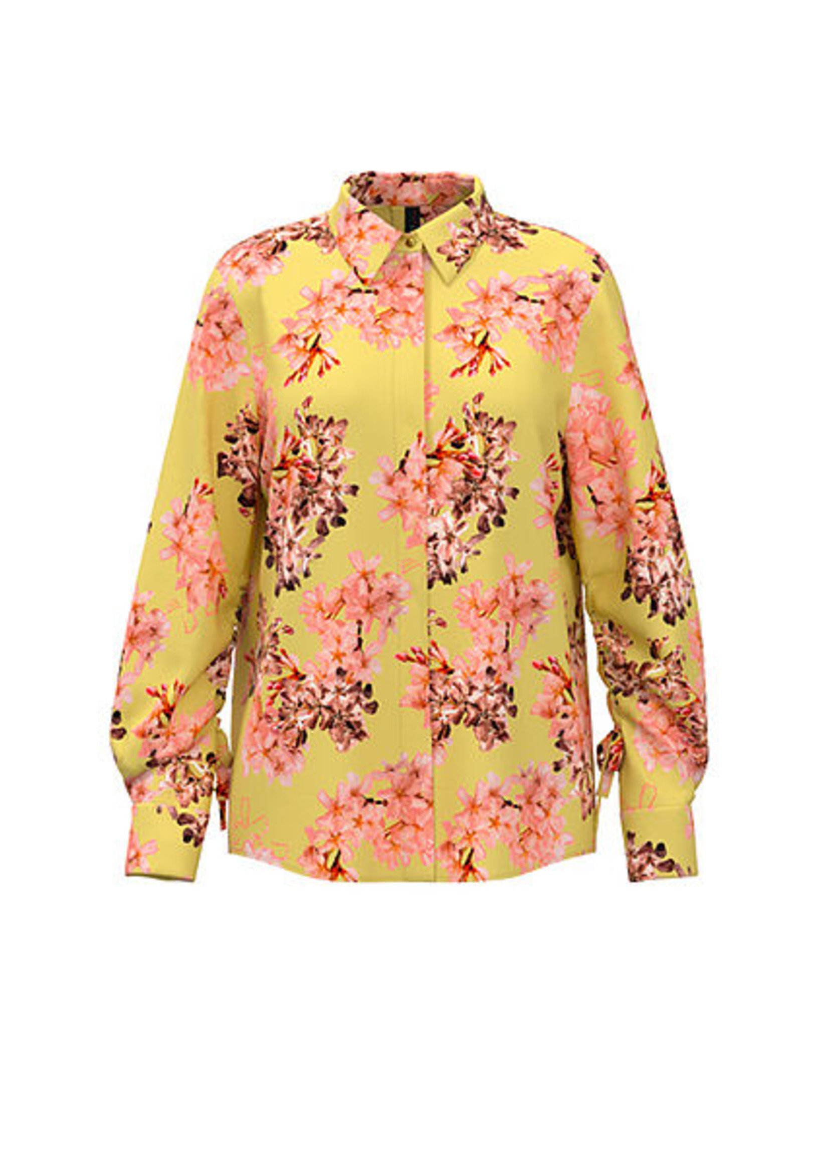 Blouse RC 51.03 W70 butter