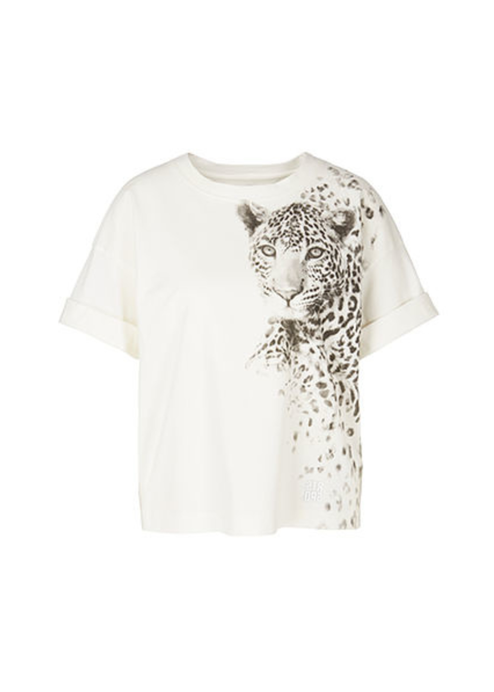 Marccain Sports T-shirt RS 48.01 J87 off-white