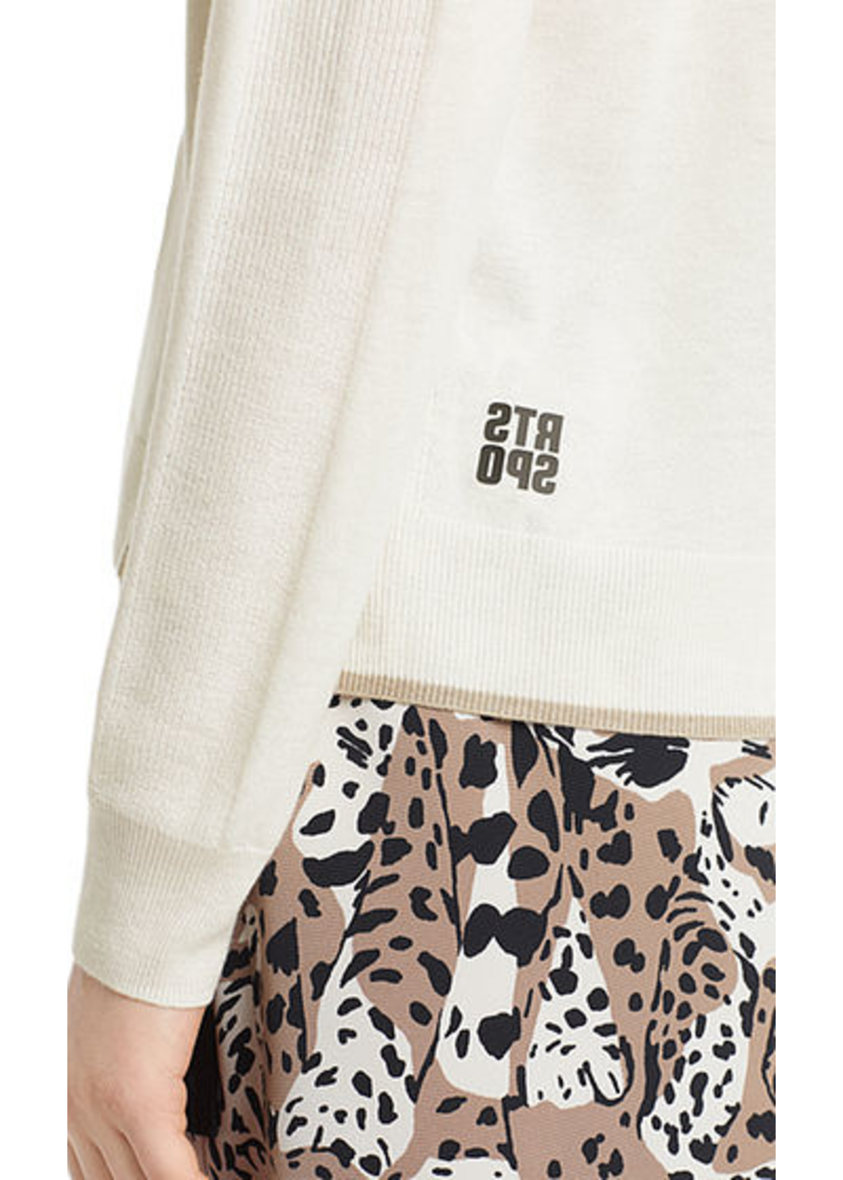 Marccain Sports Sweater RS 41.04 M80 off-white