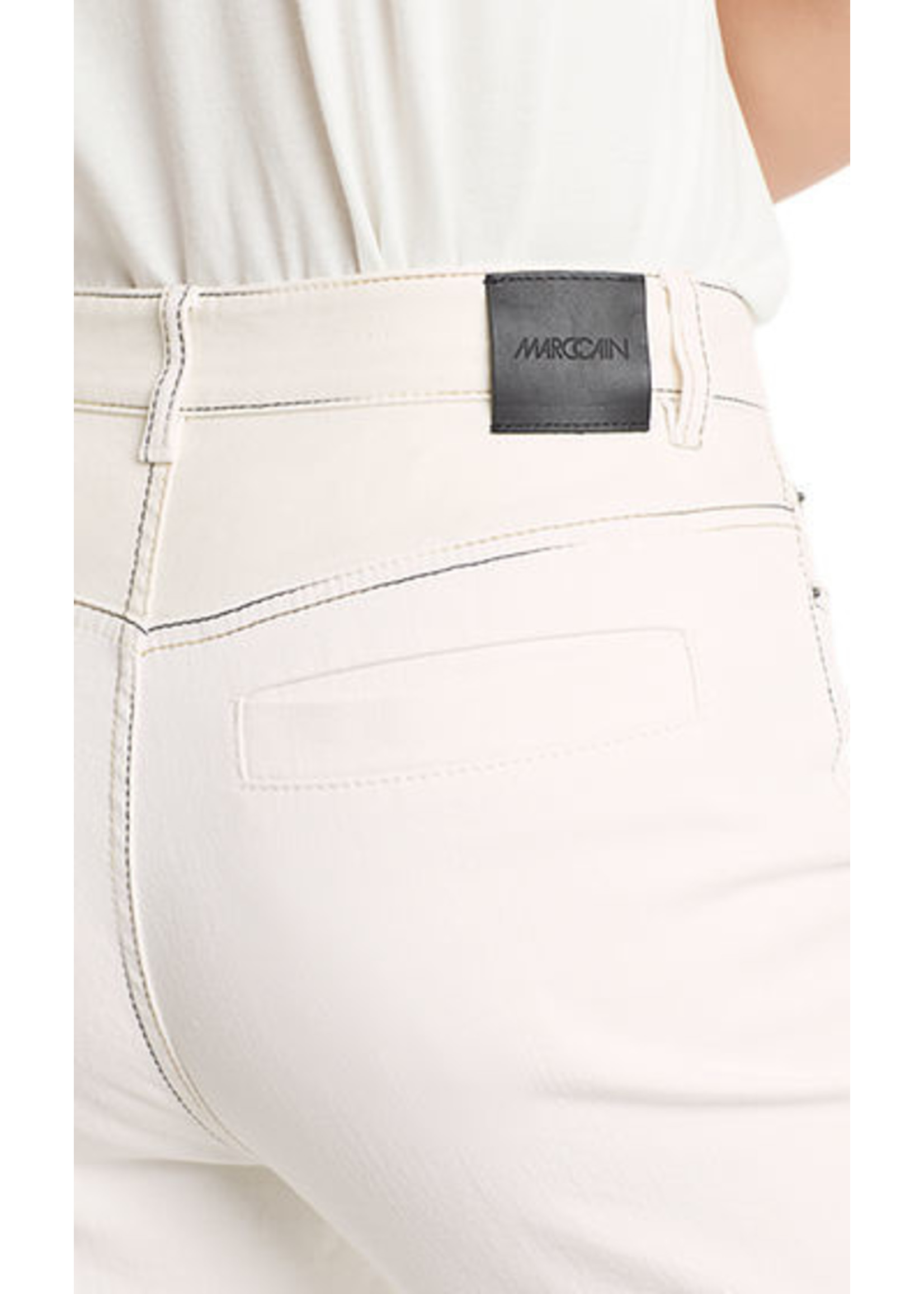 Marccain Sports Jeans RS 82.05 D02 off-white