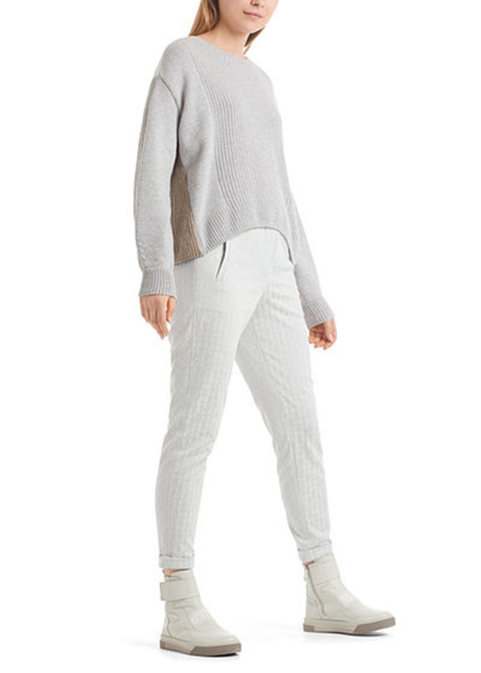 Marccain Sports Sweater RS 41.17 M06 silver grey