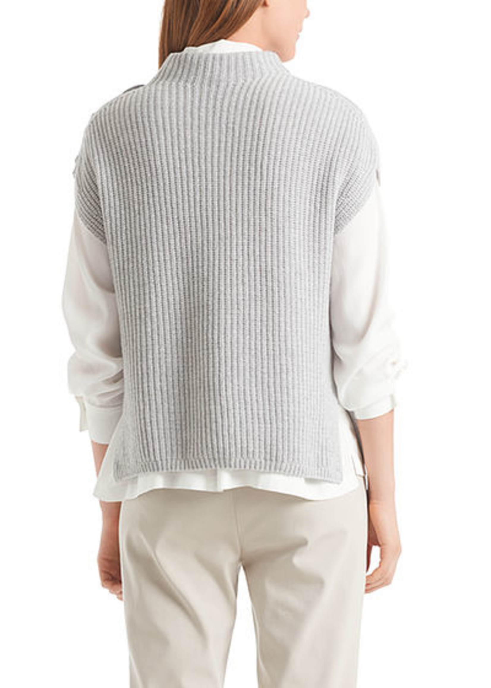 Marccain Sports Top RS 61.02 M06 silver grey