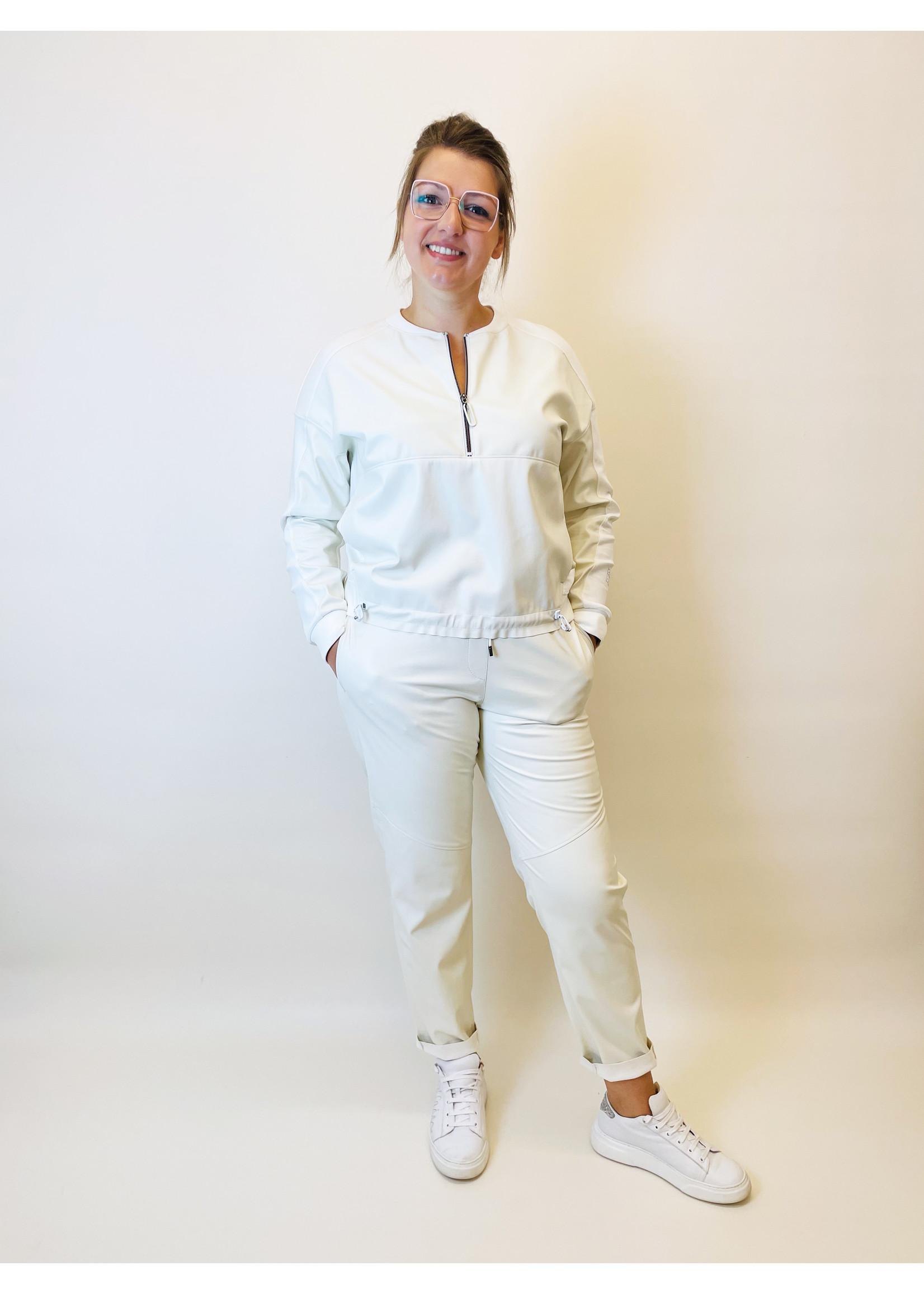 Marccain Sports Sweatshirt RS 44.06 J70 off-white