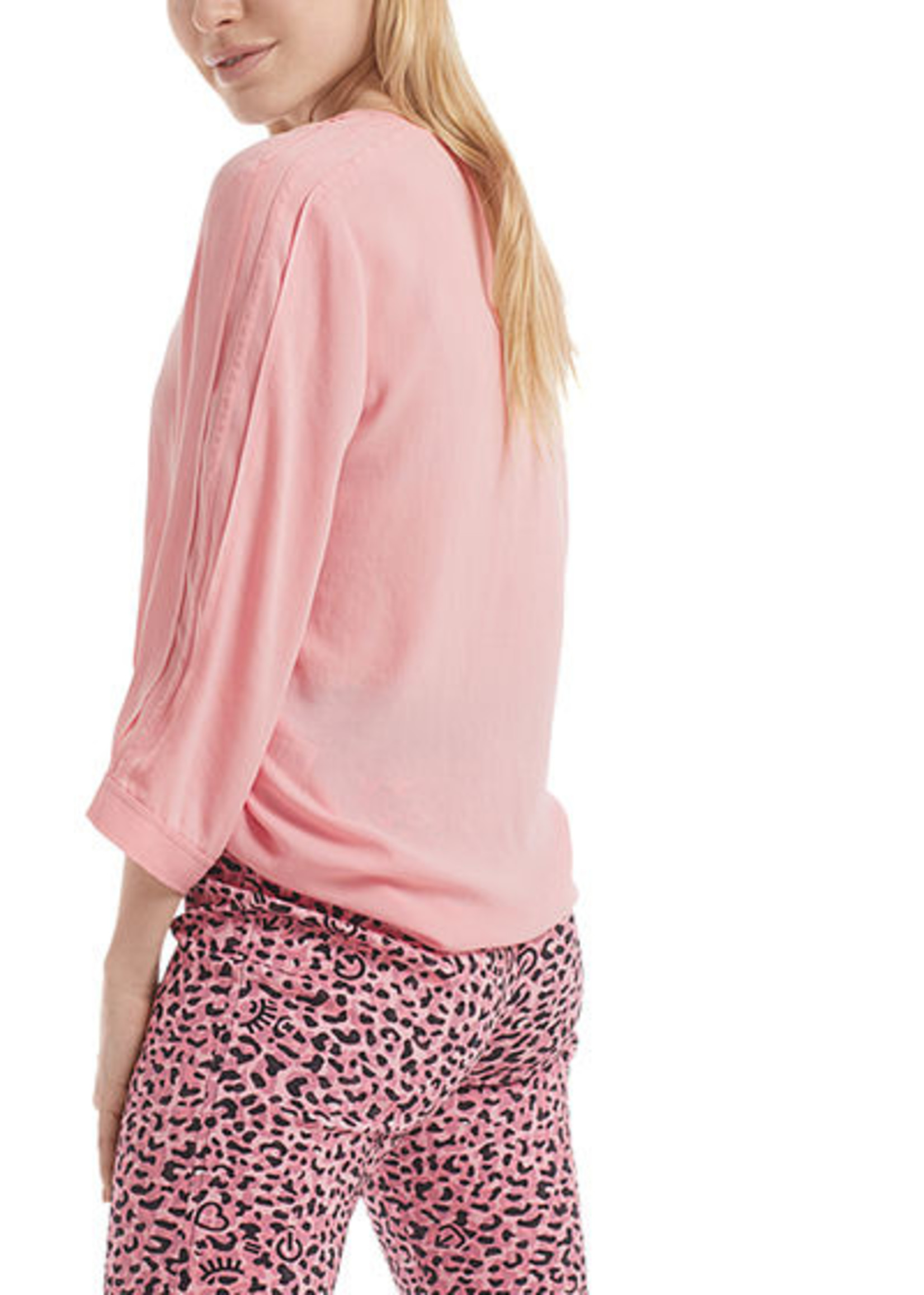 Marccain Sports Blouse RS 55.10 W41 coralblush