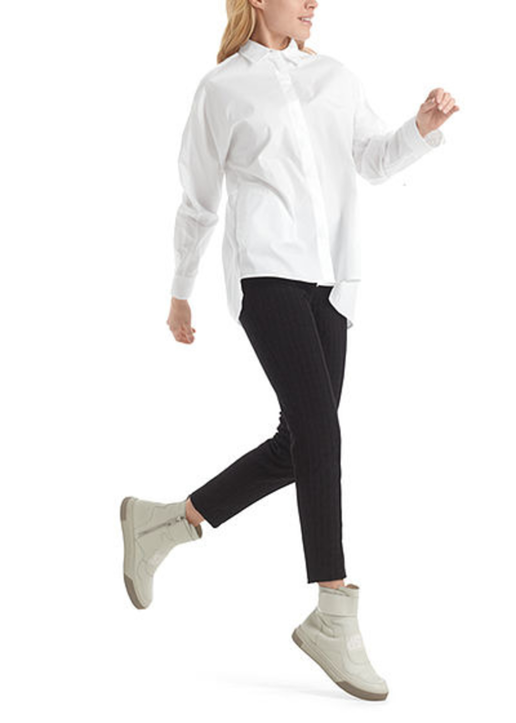 Marccain Sports Blouse RS 51.02 W30 white