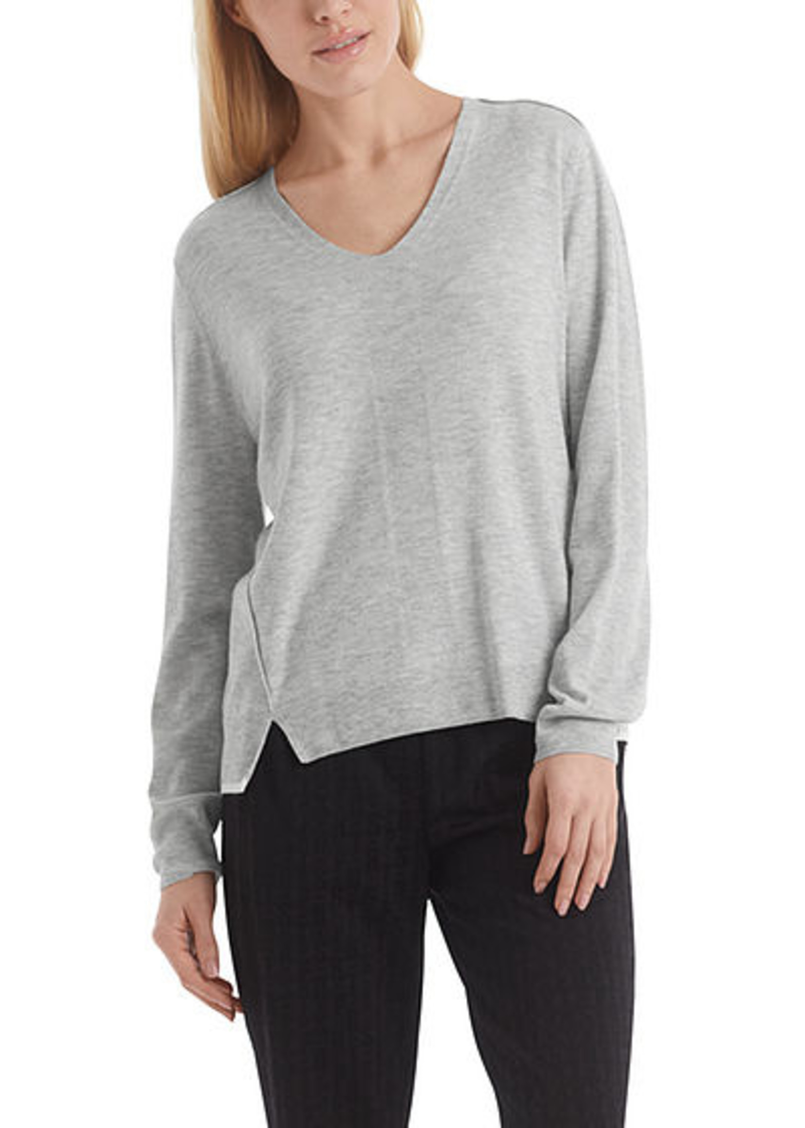 Marccain Sports Sweater RS 41.04 M80 silver grey