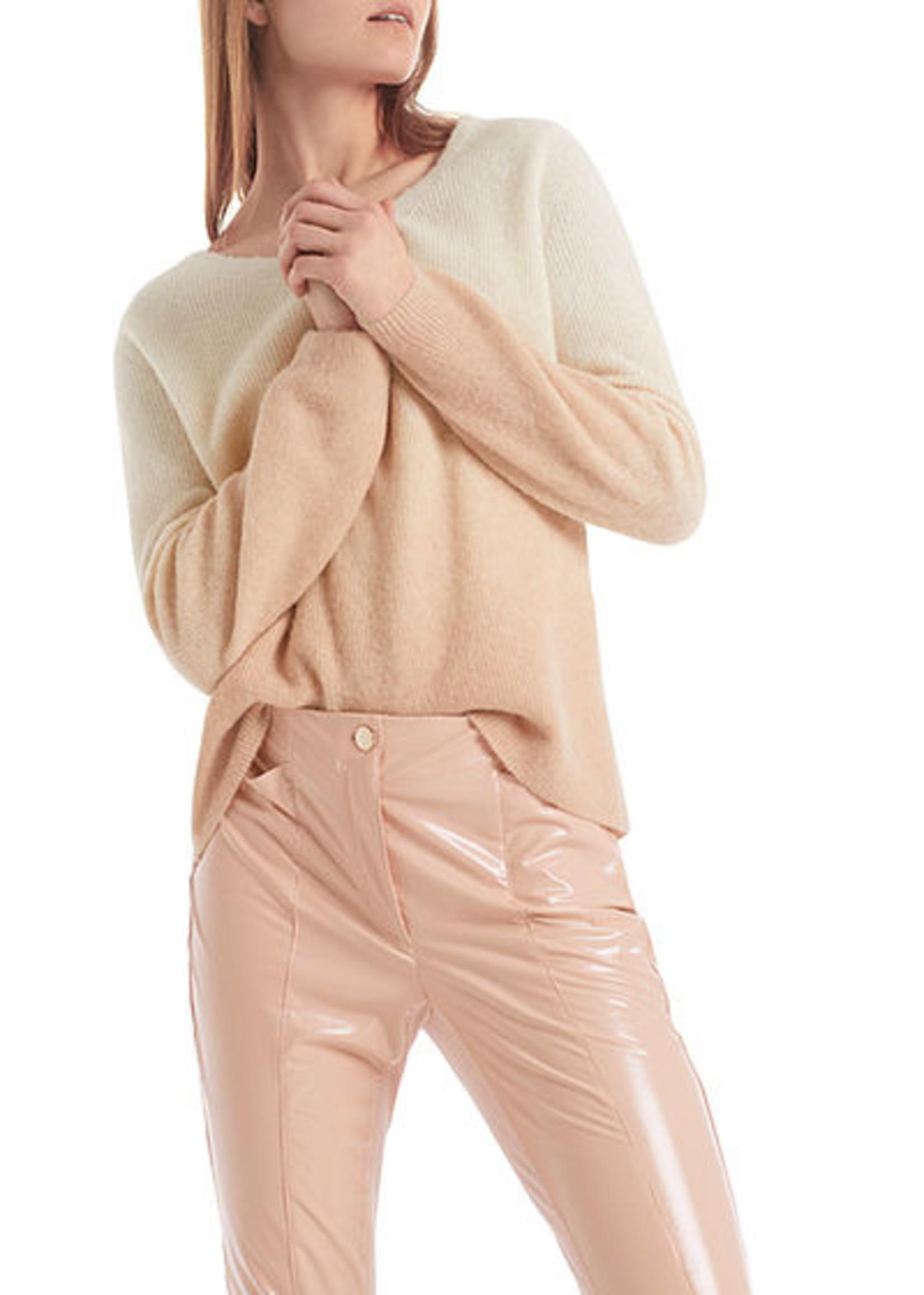 Sweater RC 41.11 M72 sandy beige