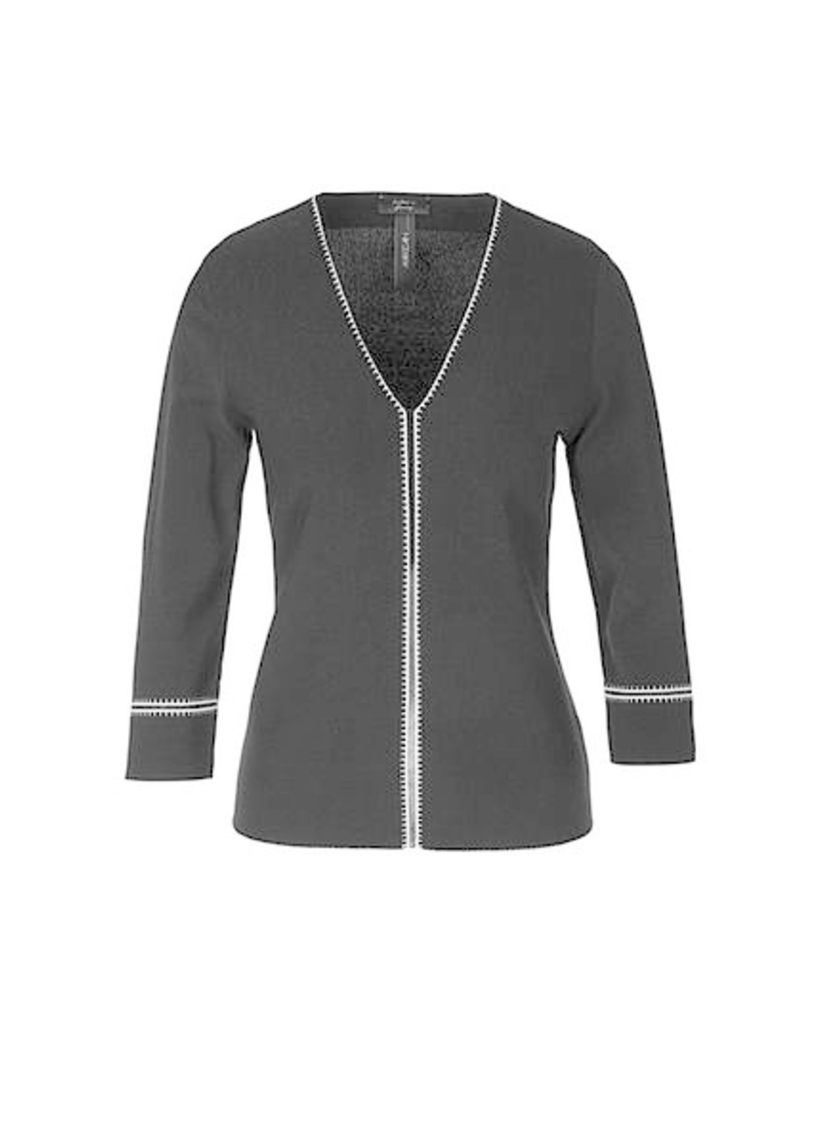 Sweater RC 41.19 M20 black and white