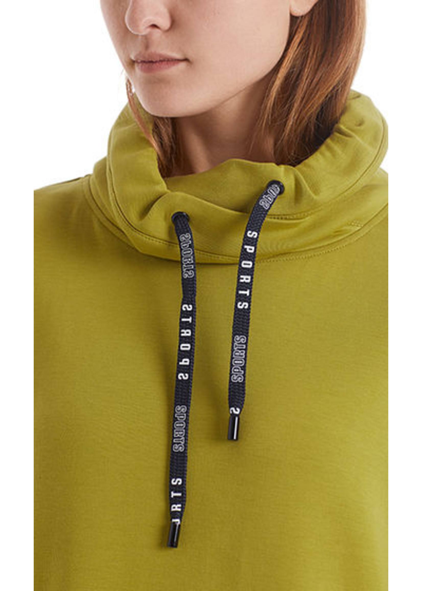 Marccain Sports Jurk RS 21.10 J76 olive branch