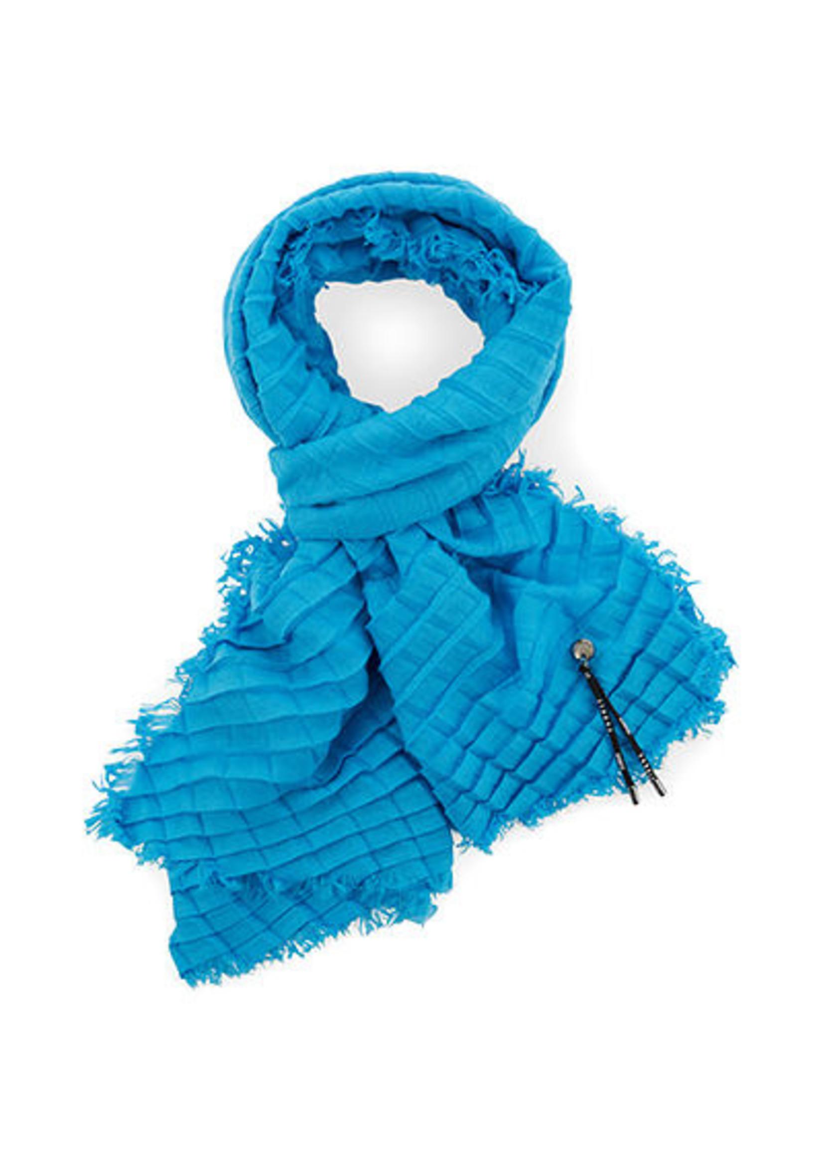 Marccain Sports Sjaal RS B4.02 Z14  scuba blue