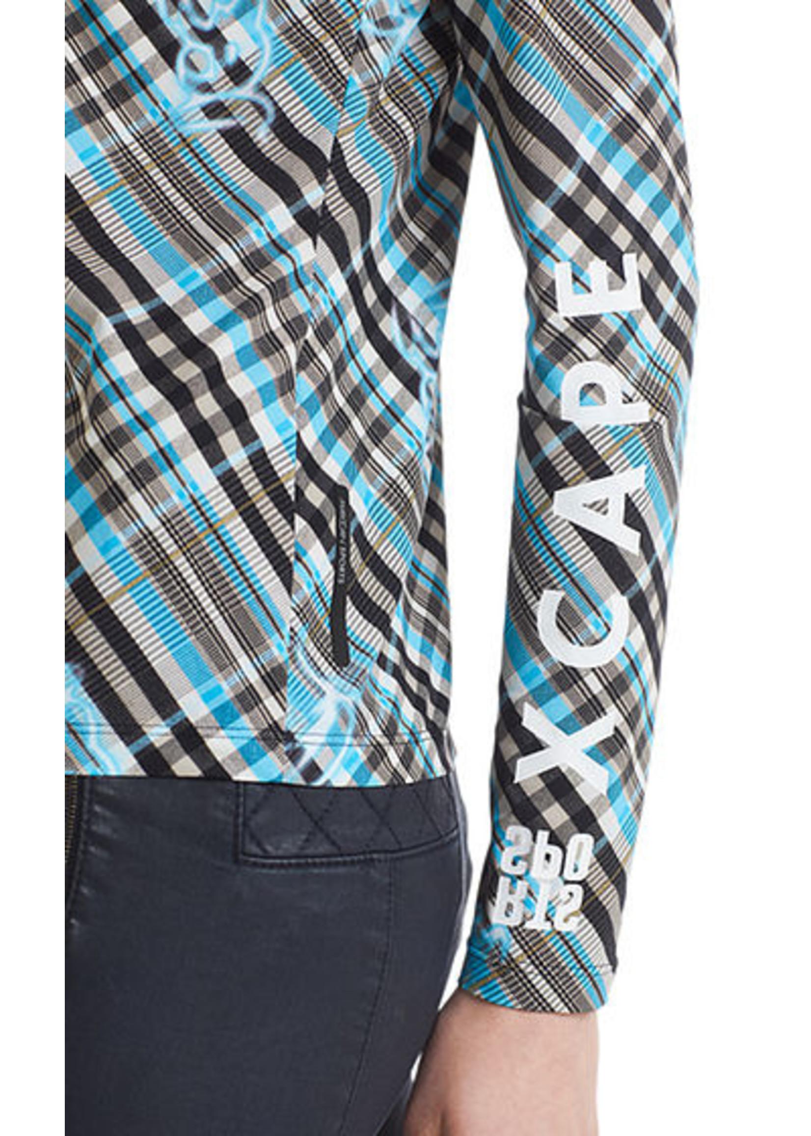 Marccain Sports T-shirt RS 48.52 J09 scuba blue
